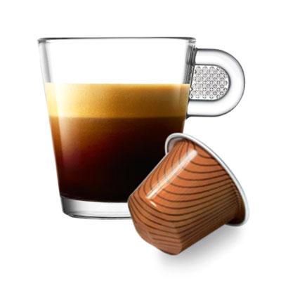 Nespresso Caramelito тубус 10 капсул
