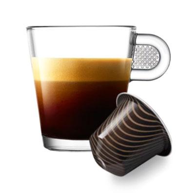 Nespresso Ciocattino тубус 10 капсул