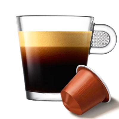 Nespresso Envivo Lungo тубус 10 капсул