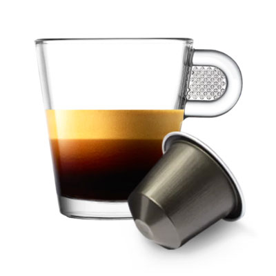 Nespresso Master Origin India тубус 10 капсул