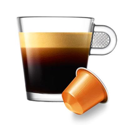 Nespresso Linizio Lungo тубус 10 капсул