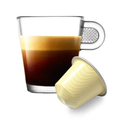 Nespresso Vanilio тубус 10 капсул