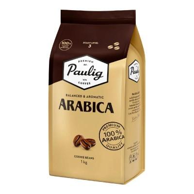 Paulig Arabica в зернах 1кг