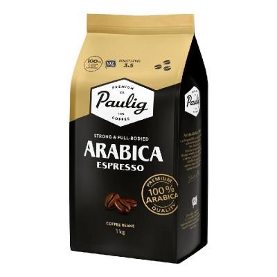 Paulig Arabica Espresso в зернах 1кг
