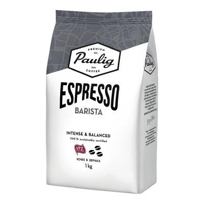 Paulig Espresso Barista в зернах 1кг