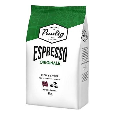 Paulig Espresso Originale в зернах 1кг