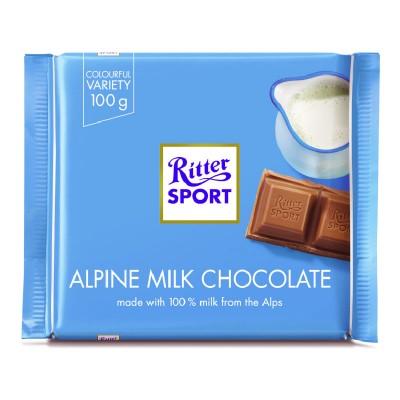 Ritter Sport Альпийское молоко 100г