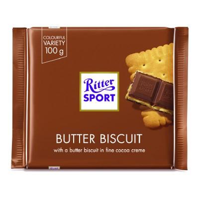 Ritter Sport Хрустящее печенье 100г