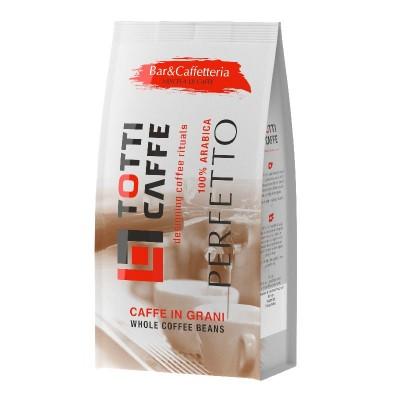 TOTTI Caffe Perfetto в зернах 1кг