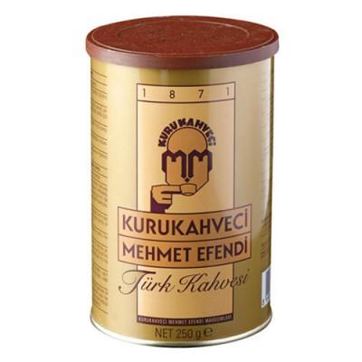 Kurukahveci Mehmet Efendi молотый 250г