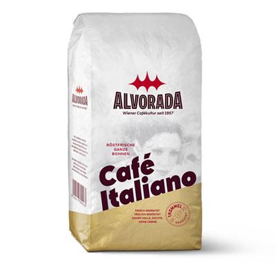 Alvorada IL Caffe Italiano в зернах 1кг