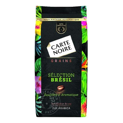 Carte Noire Selection Bresil в зернах 500 г