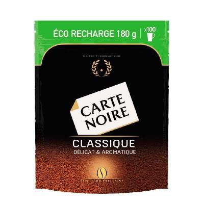 Carte Noire Classique растворимый 180 г