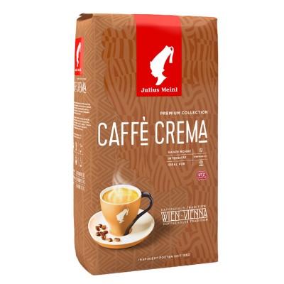 Julius Meinl Premium Caffè Crema в зернах 1кг
