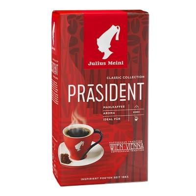 Julius Meinl President молотый 250г