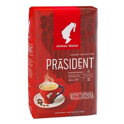 Julius Meinl President в зернах 500г