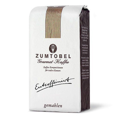 Julius Meinl Zumtobel Decaf молотый 500г