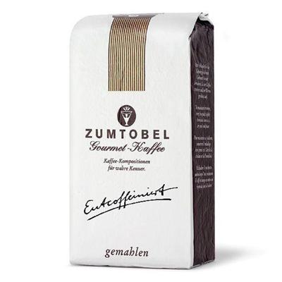 Julius Meinl Zumtobel Decaf молотый 500г