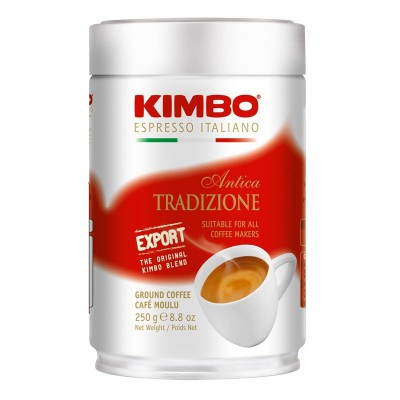 Kimbo Antica Tradizione молотый ж/б 250г