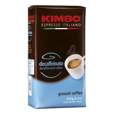 Kimbo Espresso Decaffeinato молотый 250г