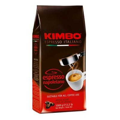 Kimbo Espresso Napoletano в зернах 1кг