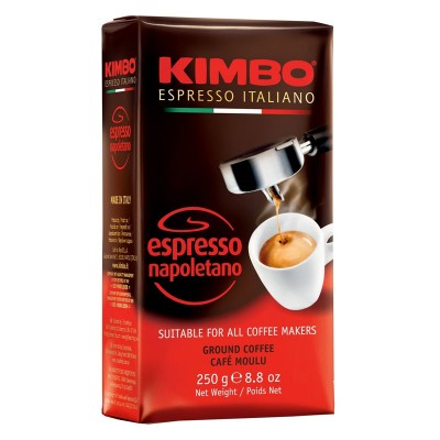 Kimbo Espresso Napoletano молотый 250г