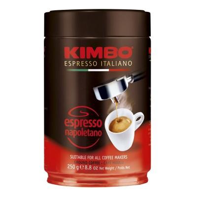 Kimbo Espresso Napoletano молотый ж/б 250г