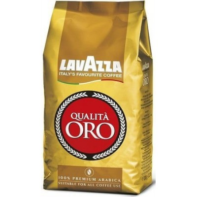 Lavazza Qualita Oro в зернах 1кг