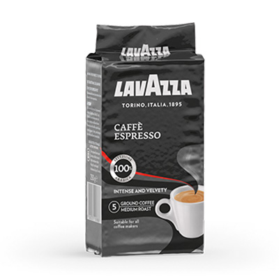 Lavazza Espresso молотый 250г