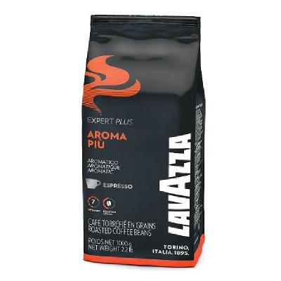 Lavazza Expert Aroma Piu в зернах 1кг