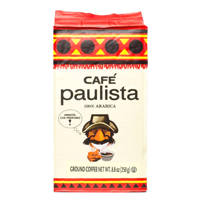 Lavazza Paulista молотый 250г