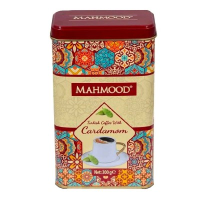 Mahmood с кардамоном молотый 200г
