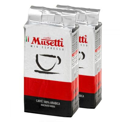 Musetti Arabica 100% молотый 250г