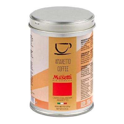 Musetti Amaretto молотый ж/б 125г