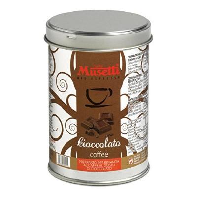 Musetti Cioccolato молотый ж/б 125г