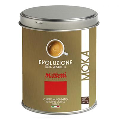 Musetti Evoluzione молотый ж/б 250г