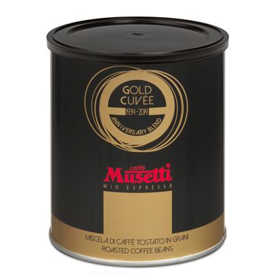 Musetti Gold Cuvee в зернах 250г