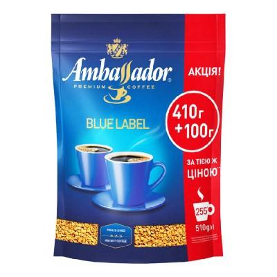 Ambassador Blue Label растворимый 510 г