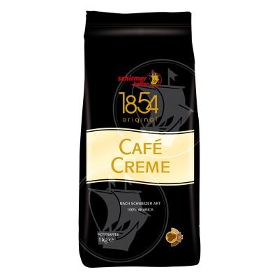 Schirmer Kaffee Cafe Creme в зернах 1кг