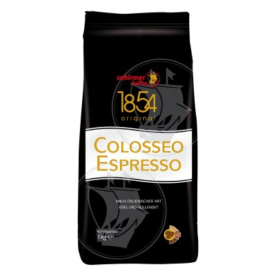 Schirmer Kaffee Colosseo Espresso в зернах 1кг