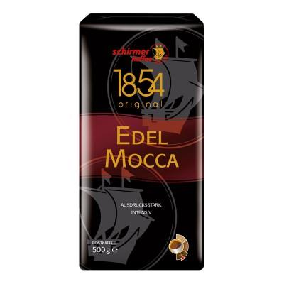 Schirmer Kaffee Edel Mocca молотый 500г