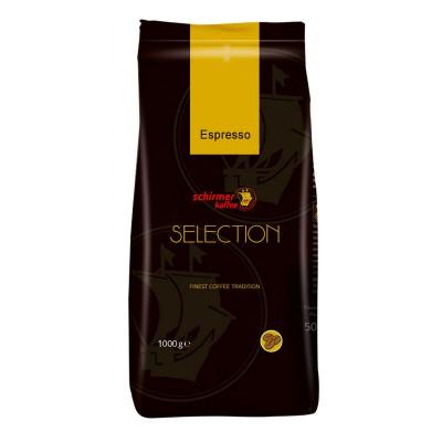 Schirmer Kaffee Selection Espresso в зернах 1кг