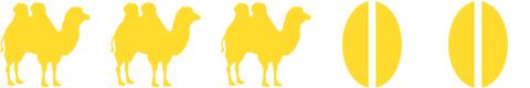 Арабика с добавлением Робусты